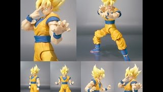 [NGOBAR] Review Comparison Shf Son Go ku Super Saiya, Ori vs Bootleg alias Kw