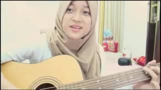 Karaoke Asal  Kau Bahagia  Armada Acoustic Cover Dinda Firdausa