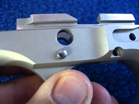 Installing disassembly latch.wmv