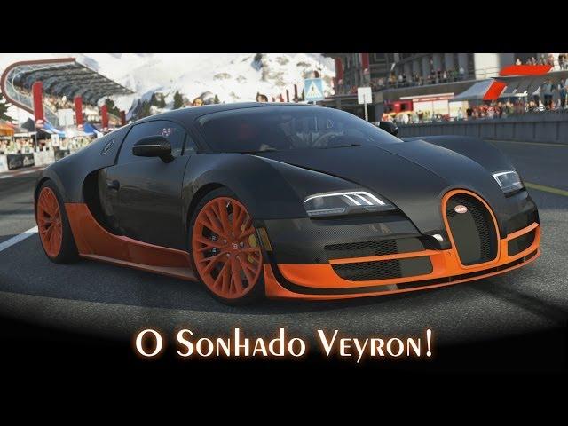 O Sonhado Veyron!   Forza Motorsport 5 [PT-BR]