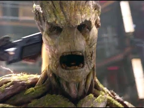 AMC Movie Talk - GUARDIANS OF THE GALAXY Trailer review. Chris Pratt's Year