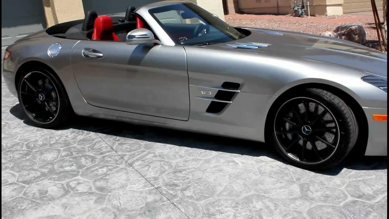 Sls Amg Roadster Black Sls Amg Roadster For Sale