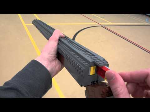 LEGO Double Barrel Shotgun - Life Size - World at War Zombies