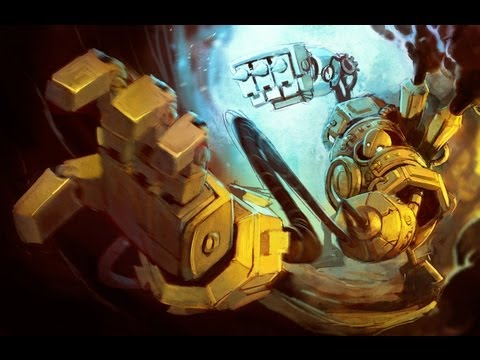 League of Legends - S3 Jungle Blitzcrank