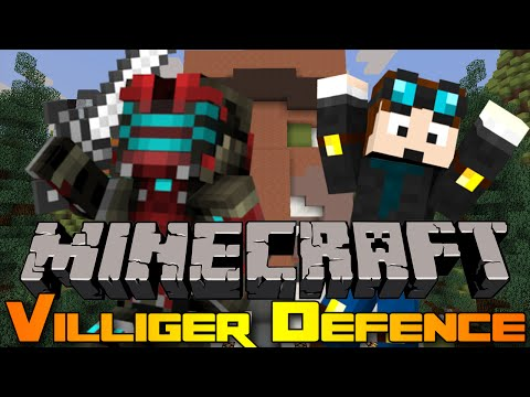 Minecraft Mini-Game: Villager Defence!