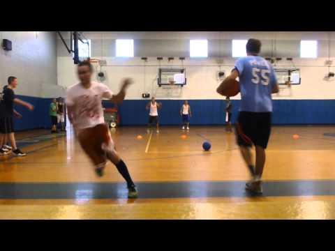 Charity dodgeball tournament at Archbishop Molloy High School - June 28, 2012