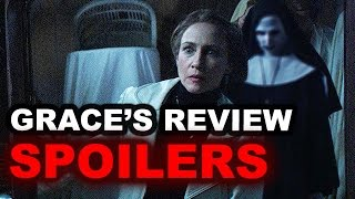 The Conjuring 2 SPOILERS Movie Review