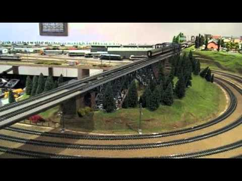 BR 1980's British Rail Hornby Model Train Set Part 16