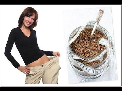 Гречневая диета  Минус 12 кг за 2 НЕДЕЛИ! Меню на день для диеты на гречке