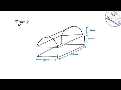 Geometrie, Prismen Körper, Volumen, Oberfläche