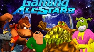Gaming All-Stars: S3E2 - Great Mighty Poo