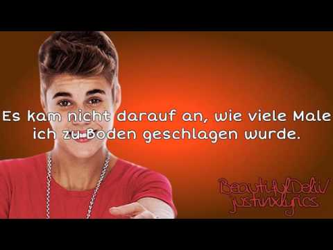 Justin Bieber - Believe [Übersetzung] video