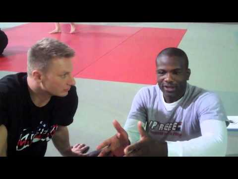 Din Thomas seminar interview by Nathan Kirby