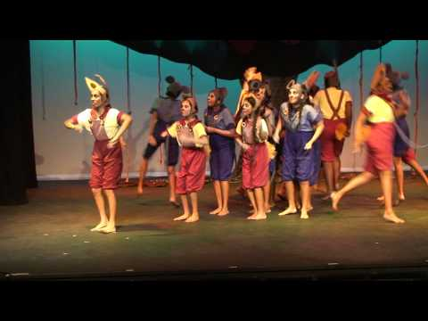 Pam Pam Pan, Dangaya Children's Play - Kusumsiri And Yashodhara Production video