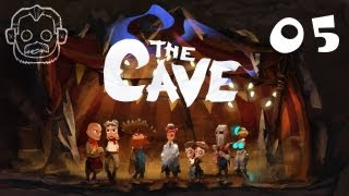 Let's Play The Cave #005 - Die Weiche zum Wahnsinn [deutsch] [720p]