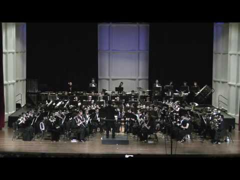 Esprit de Corps in HD by Moanalua High School Symphonic Wind Ensemble @ 2009 Aloha Concert