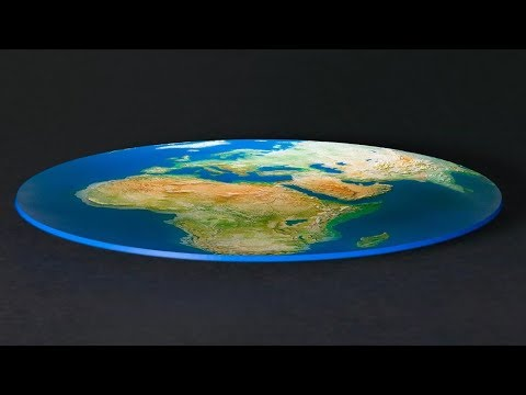PROOF THE EARTH IS FLAT  [MEME REVIEW]