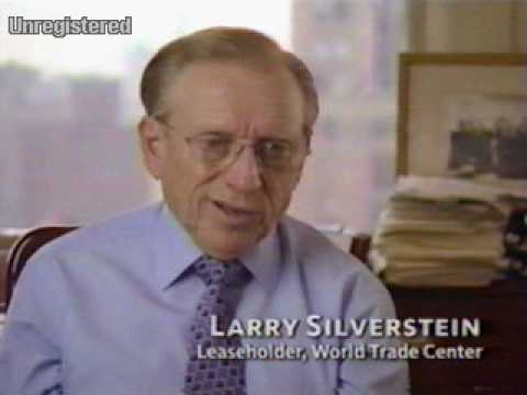 9/11-WTC7 Larry Silverstein says 'PULL IT' (INSIDE JOB)