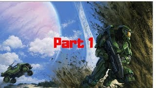 Halo Combat Evolved Play Through Pt. 1 (PC)
