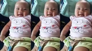 Sury Channel/đồ chơi trẻ em/em bé sury 2 tháng hóng chuyện cute