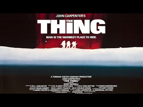 John Carpenter's The Thing Original Trailer (1982) HQ
