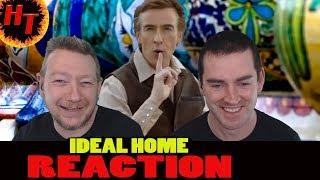 Ideal Home - Trailer Reaction ft Steve Coogan & Paul Rudd ( 2018 ) HD
