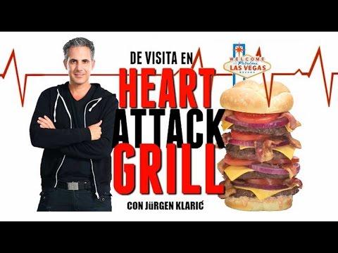 Heart Attack Grill Challenge / Restaurante en Las Vegas / Jürgen Klarić