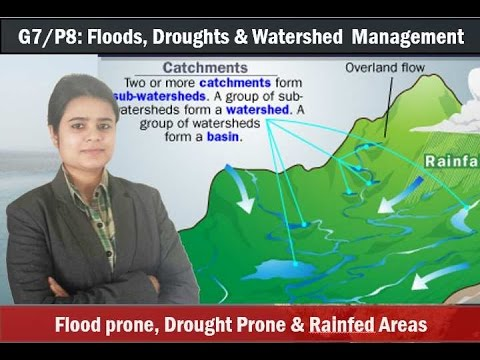G7/P8: India: Floods, Droughts, Famines & Watershed Management