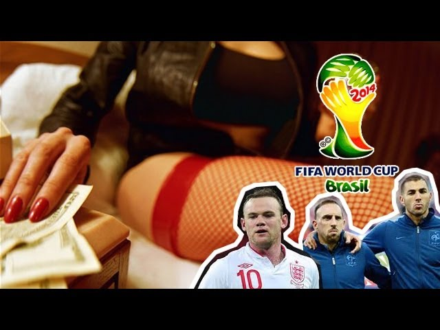 Brazil call girls learn English for World Cup 2014