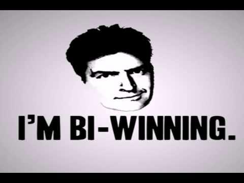 Charlie Sheen Bi-Winning 1 Hour