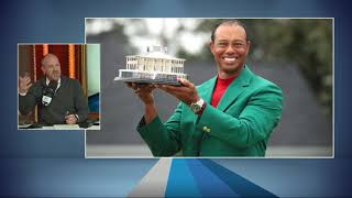 The Voice of REason: Rich Eisen on Tiger Woods Making History | The Rich Eisen Show | 4/15/19