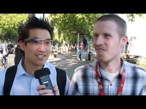Google Glass Review UK Explorer Edition - Google Glass Diary