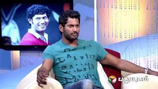 Natchathira Jannal - With Actor Vishal - Part 2