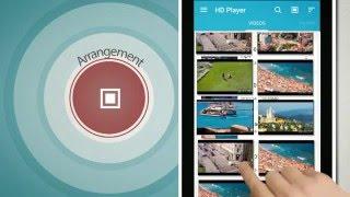 HD Video Player - Enjoy high quality videos