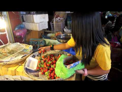 Baguio City Public Market