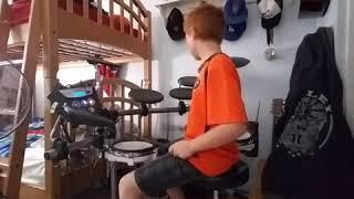 21 Pilots Hype Drum Cover!!