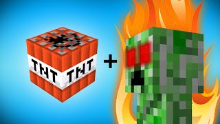 Why Creepers Explode - Minecraft
