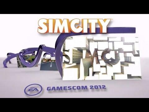 SimCity : découverte à la GamesCom 2012
