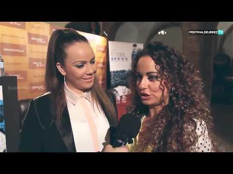 Claudia Cruz y Marina Valiente entrevista jerez