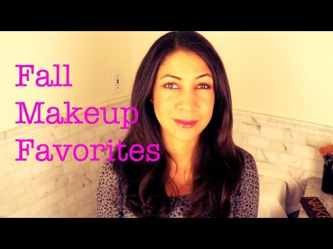 Favorite Fall Makeup + Everyday Look