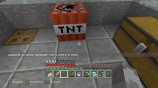 Minecraft  tres maneras de robar a tu vecino parte 2