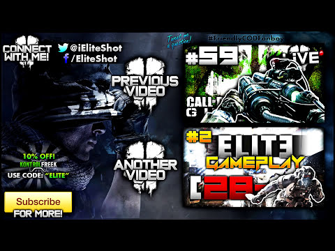 CoD Ghosts: M27-IAR - EPIC CLASS SETUP! (Call of Duty Ghost Best Class Setup)