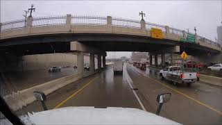Trucking for West Side Transport:  South St. Paul, Minnesota