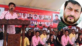 ওমার সানিকে উদ্দেশ্য করে একি বললেন নায়ক আমিন খান??? Amin Khan   Omar Sani   Bangla News Today