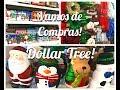 VAMOS DE COMPRAS! DOLLAR TREE! DECOR DE NAVIDAD!