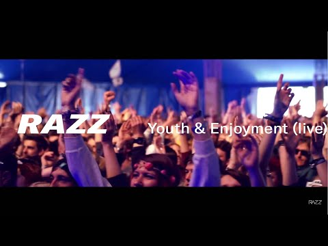 Razz At Hurricane Festival 2014 (youth & Enjoyment) video