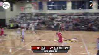Shoremen Basketball - Highlights of Win Over Dickinson