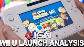 Wii U Launch Analysis - Nintendo Video Chat