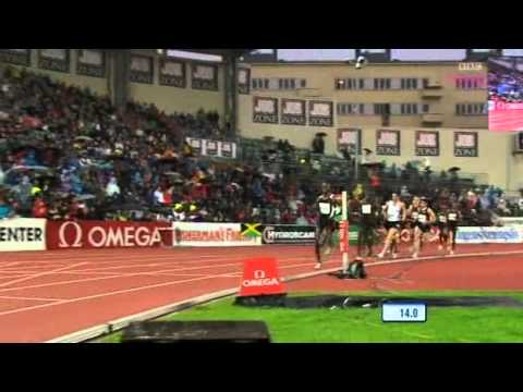 1 Mile Men Diamond League Oslo - 2011
