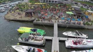 Lake Of The Ozarks - LOTO - Memorial Day Weekend 2016 - Coconuts and Party Cove